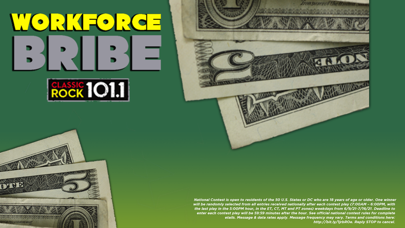 Win $1,000 eleven times a day!