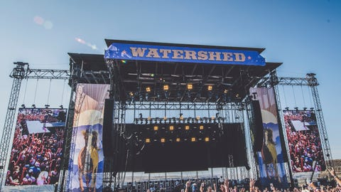 Watershed - RESCHEDULED
