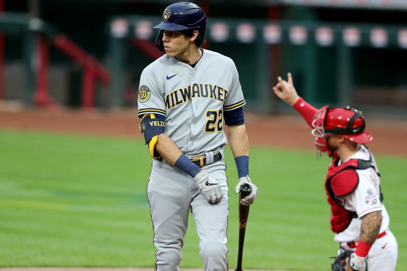 Christian Yelich, Milwaukee Brewers
