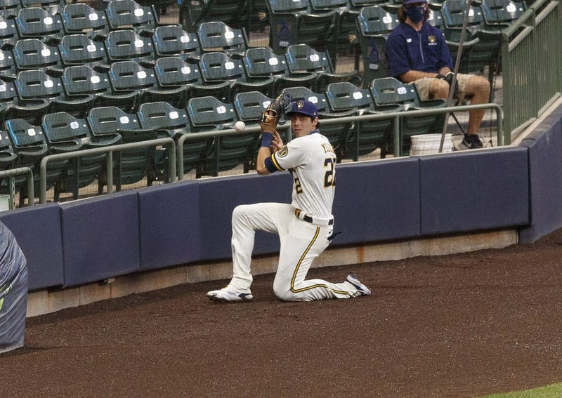 Christian Yelich, Milwaukee Brewers