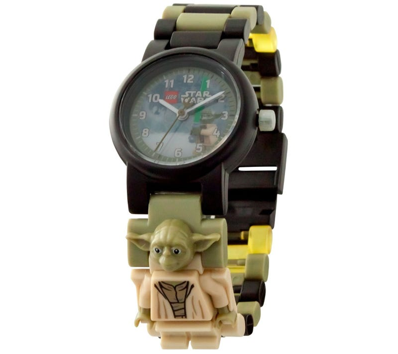 Lego Yoda Watch