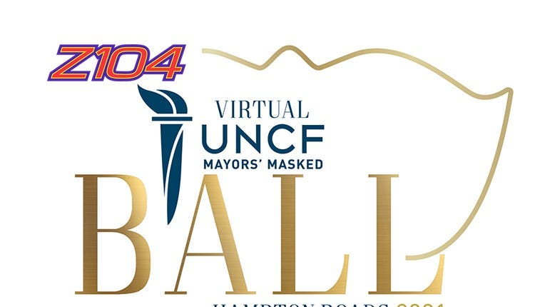 2021 UNCF Hampton Roads Virtual Mayors' Masked Ball