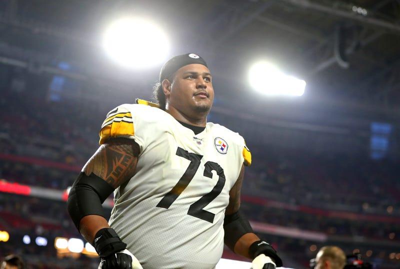 Zach Banner Steelers