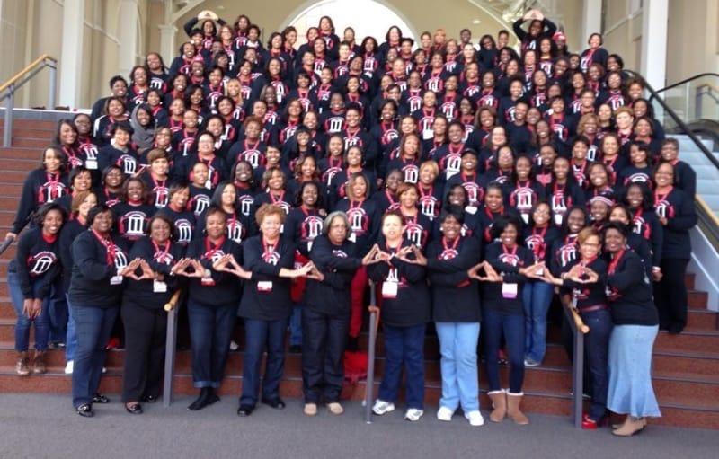 Zeta Psi Chapter of Delta Sigma Theta Sorority is celebrating 50 years as 1st black sorority on UGA campus