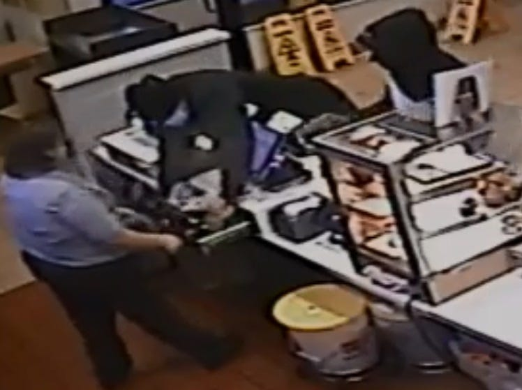 Zion Armed Robbery