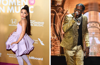 Ariana Grande and 2 Chainz
