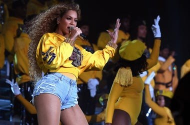 Beyonce At Coachella 2018