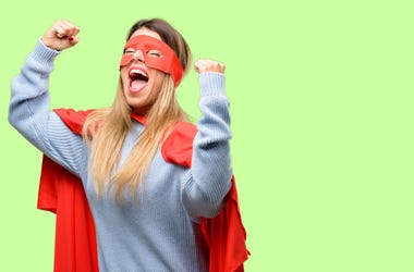 Super Human Woman