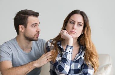 Untrusting Couple