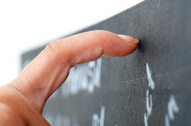 Nails on a Chalkboard