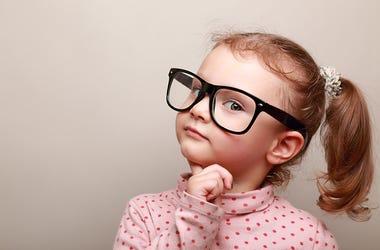 Pondering Child