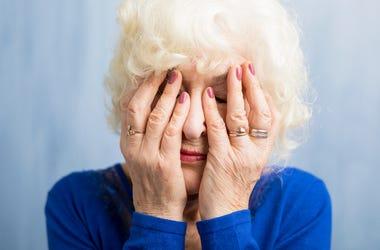 Embarrassed Grandma