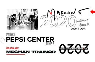 Maroon 5 and Meghan Trainor