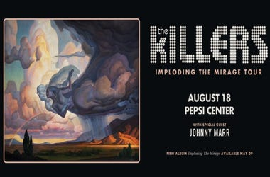 The Killers with Johnny Marr - August 18, 2020 @ Pepsi Center