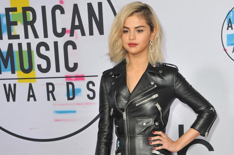 Selena Gomez at the American Music Awards