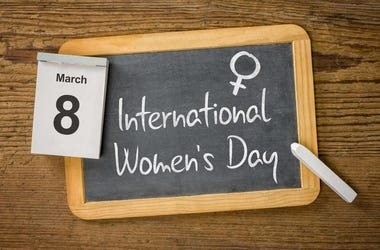5 Facts in Celebration of International Women's Day