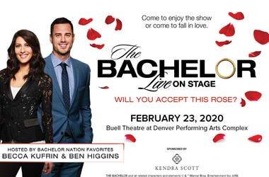 The Bachelor Live 2020