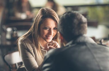 Flirty Woman