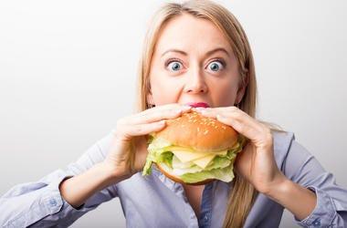 Cray Cray Burger Eater