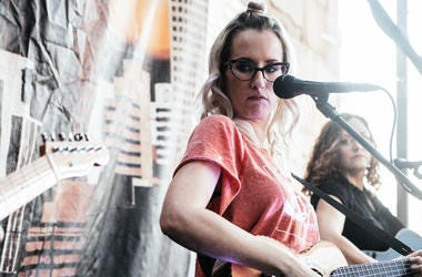 Ingrid Michaelson Performs at LIVE@FIVE
