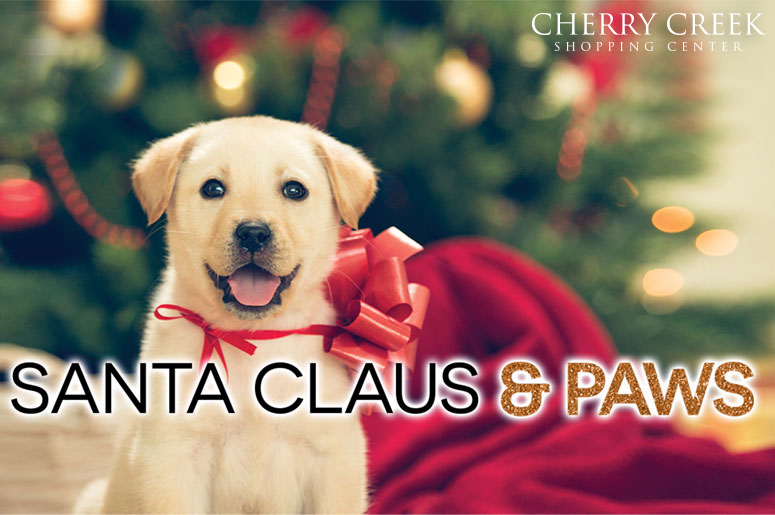 Mr. Claus and Paws