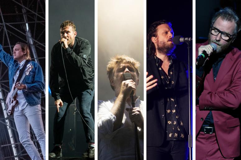 Nominees for Best Alternative Music Album