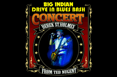 Big Indian - Derek St. Holmes
