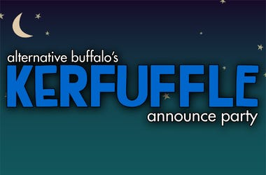 Kerfuffle Announce Party artwork