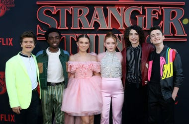 Stranger Things cast
