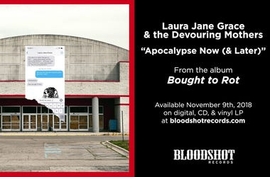 "Laura Jane Grace & the Devouring Mothers- ""Apocalypse Now (& Later)"" (Audio)"