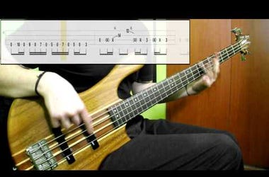 Red Hot Chili Peppers - Give It Away (Bass Cover)