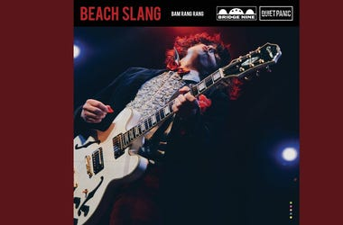 "Beach Slang- ""Bam Rang Rang"" (Audio)"