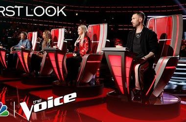 The Voice 2018 - First Look: Season 15 (Sneak Peek)