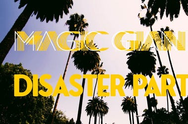 """MAGIC GIANT- """"Disaster Party"""" (Official Lyric Video)"""