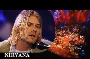 Nirvana - MTV Unplugged In New York (Entire Set + Extras)