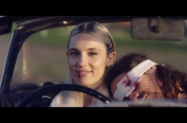Ali Barter - Backseat [OFFICIAL VIDEO]