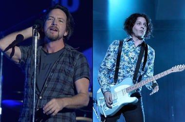 Pearl Jam x Jack White