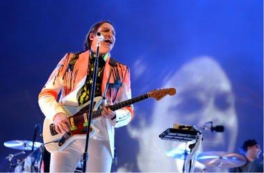 Arcade Fire performs at Barcelona's Primavera Festival