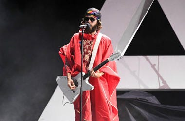 Thirty Seconds to Mars' Jared Leto