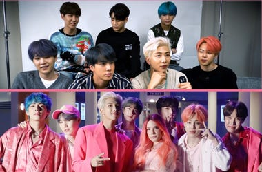 BTS, band, Boy With Luv