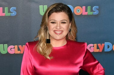 "Kelly Clarkson. ""UglyDolls"" Los Angeles Photo Call"