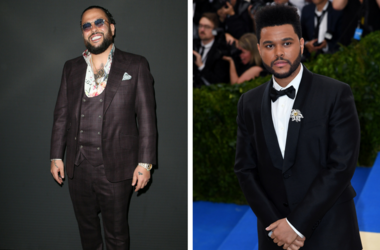17 February 2018 - Los Angeles, California - Belly. GQ 2018 All-Stars Celebration held at Nomad Hotel Los Angeles / The Weeknd attending The Metropolitan Museum of Art Costume Institute Benefit Gala 2017, in New York City