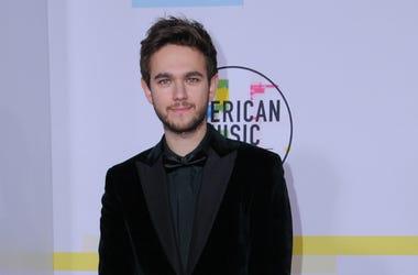 19 November 2017 - Los Angeles, California - Zedd. 2017 American Music Awards held at Microsoft Theater in Los Angeles.
