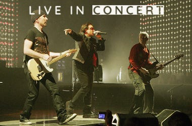U2 Live In Concert from 2005