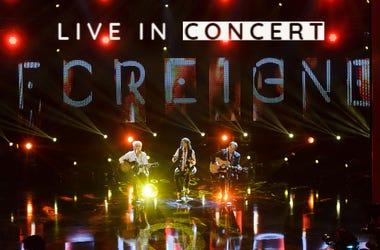 "Foreigner ""Live In Concert"""