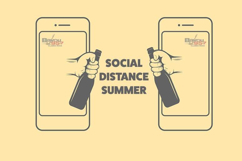 social distance summer