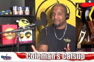 Coleman's Ketchup