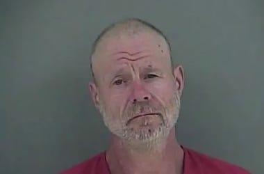 Man steals log splitter, leaves severed finger at crime scene