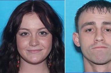 Oregon man driving stolen vehicle crashes into woman driving stolen car