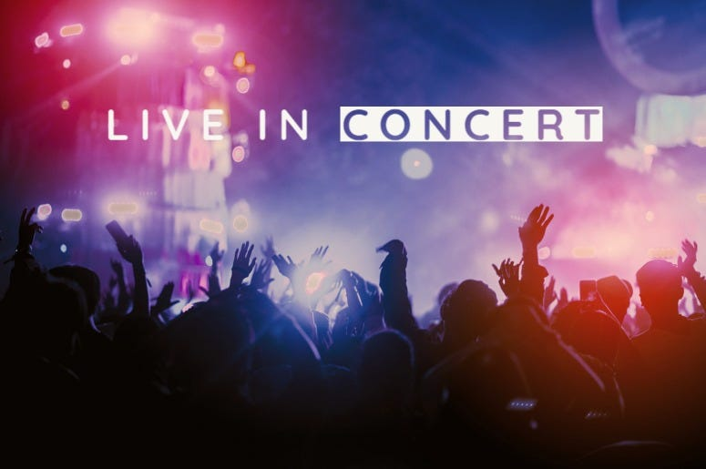 Live in Concert